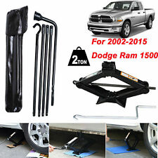Spare Tire Carrier Tire Handle Tools Withlug Wrench Ampjack For 02 15 Dodge Ram 1500