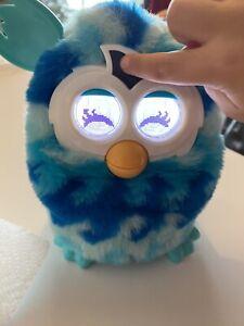 Furby Boom Bleu