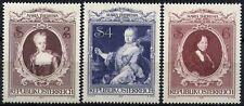 Austria 1980 SG#1868-1870 Empress Maria Theresa MNH Set #D64331