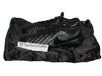 Nike Tiempo Legend 8 Elite FG ACC Kinetic Black Soccer Cleat AT5293-010 Size 10