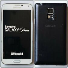 Samsung Galaxy S5 Duos Dual SIM Smartphone (Unlocked), 16GB.
