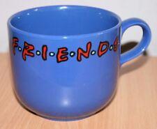 Amigos TV Show grandes carácter Taza De Café/Taza azul Warner Bros 1998