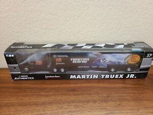 2018 Wave 3 Martin Truex Jr. Furniture Row Racing Hauler 1/64 NASCAR Authentics