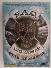 Book: FAQ Dioramas 1.2 - Water, Ice, and Snow - step by step, fantastic pictures
