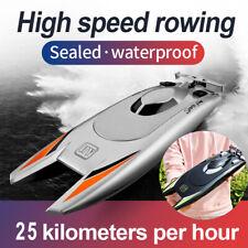 2.4GHz 25 km/h High Speed RC Boot 2 Kanal Ferngesteuertes Speedboot Schiff H3I7