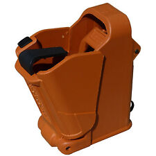 Maglula UP60BO UpLULA Magazine Loader & Unloader, Brown For 9mm to .45ACP Mags.