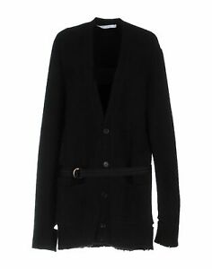 Givenchy Woman Black Cardigans Wool