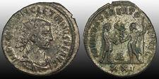 "Diocletian Fully Silvered Antoninianus 284 Antioch Mint ""Jupiter the Preserver"""