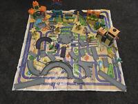 Chuggington Interactive Train Set~Trains~Playmat