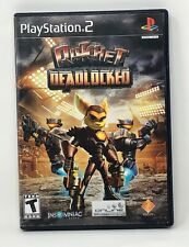 Ratchet: Deadlocked (Sony PlayStation 2) - PS2