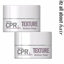 Vita 5 CPR Styling Finish Definer Paste 100ml Duo 2 x 100ml