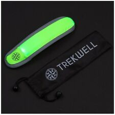 Generic LED Reflective Armband, High Visibility Running Safety, Battery Included