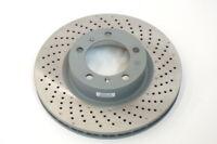 PORSCHE CAYMAN 981 Front Right Brake Disc 99735140201 3.4 Petrol GTS NEW GENUINE