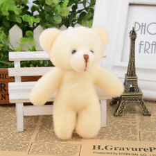 Cute Bear Baby Plush Stuffed Animal Toy Doll Christmas Birthday Gift Pendant Toy