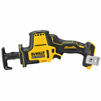DEWALT DCS369B Atomic 20V Cordless Reciprocating Saw Tool Only