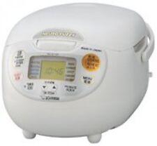 ZOJIRUSHI Overseas Microcomputer Rice Cooker NS-ZLH10-WZ AC220-230V