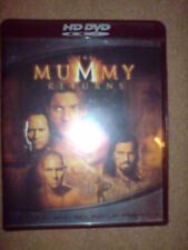 THE MUMMY RETURNS HD-DVD REGION 1
