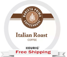 Keurig Barista Italian Roast Coffee K-cups 48 Count