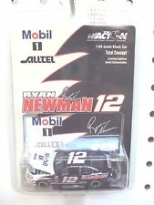 #12 RYAN NEWMAN 2002 MOBIL 1 SPEED PASS ALLTEL PENSKE TAURUS ACTIN 1/64