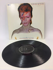 David Bowie - Aladdin Sane | RCA 1981 | NM / VG+ | Cleaned Vinyl LP