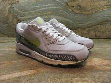 promo code c7e29 7c016 2007 Nike Air Max 90 Premium SZ 9.5 White Safari Neon Volt Cactus OG 302519-