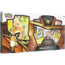 Pokemon TCG Shining Legends Raichu GX Special Collection