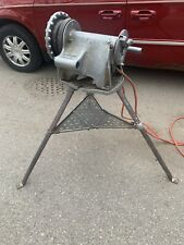 Ridgid 1206 Tristand For 300 Pipe Threader Rigid Threading Free Shipping Stand