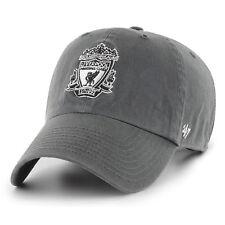 Marque 47 Neuf Gris Hommes Epl Liverpool FC Clean Up Casquette avec Étiquette