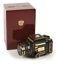 Mamiya RB67, Pro SD Gold, 50 Years in Photography + Mamiya 127mm f3.5 Gold