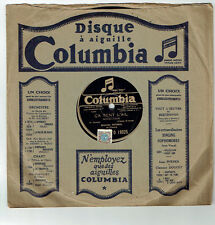 78T Mr DOUMEL de L'Empire CA SENT L'AIL -HISTOIRES MARSEILLAISES -COLUMBIA 19025