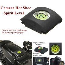 Protezione Slitta Flash Hot Shoe con Livella a Bolla per Fotocamera DSLR SLR
