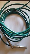 TROMPETER RF COAXIAL CABLE PC-144-50  TCC50-2 10' LENGTH TEI CONNECTOR