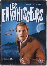 LES ENVAHISSEURS - Intégrale Kiosque -  DVD N°16 - Saison 2 - Ep 14 et 15 - NEUF