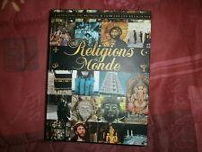 COFFRET 4 DVD LES RELIGIONS DU MONDE-CHRETIENS-JUIFS-BOUDDAH-ISLAM