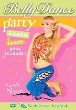Belly Dance Party, with Neon - Belly dan DVD