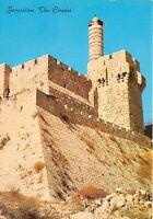 BG14420 the citadel  jerusalem   israel