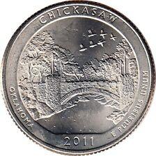 """USA Quarter 2011 """"Chickasaw"""" P"""