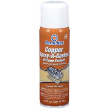 1x Permatex COPPER SPRAY-A-GASKET® ADHESIVE SEALS GASKETS MAKER Super High Tempe