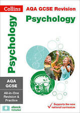 AQA GCSE Psychology All-in-One Revision and Practice (Collins GCSE 9-1 Revision) by Marc Smith, Collins GCSE, Jonathan Firth (Paperback, 2017)