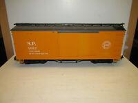 amerikanischer LGB Lehmann Gartenbahn 4067 Spur G IIm Güterwagen Box Car 37cm