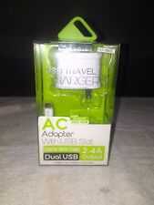 Brand new Bavin Dual USB Travel Charger