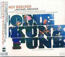 Randy Michael Brecker - Some Skunk Funk - Japan CD - NEW
