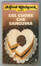 HITCHCOCK ALFRED COL CUORE CHE SANGUINA OSCAR MONDADORI 764 1977