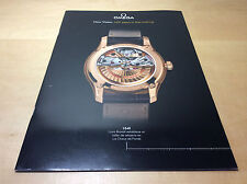 OMEGA Hour Vision. 159 years in the Making - Spanish Español - For Collectors
