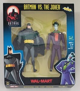 THE NEW BATMAN ADVENTURES BATMAN vs THE JOKER SPECIAL EDITION WALMART EXCLUSIVE