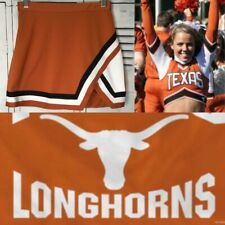 "Real Cheerleading Uniform  Skirt  Texas Longhorns 24"" Waist"