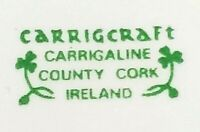 Irish Carrigcraft Art Pottery China Creamer Carrigaline County Cork Ireland 4""