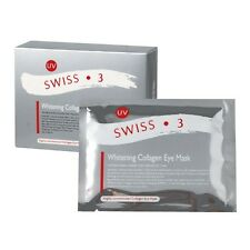 Swiss 3  Whitening Collagen Eye Mask 8pcs