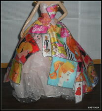 DRESS EVENING TOP & SKIRT MATTEL BARBIE GENERATIONS OF DREAMS MODEL MUSE DOLL