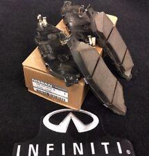 NEW OEM NISSAN INFINITI Front Brake Pad Kit D10603JA0A JX35 QX60 PATHFINDER
